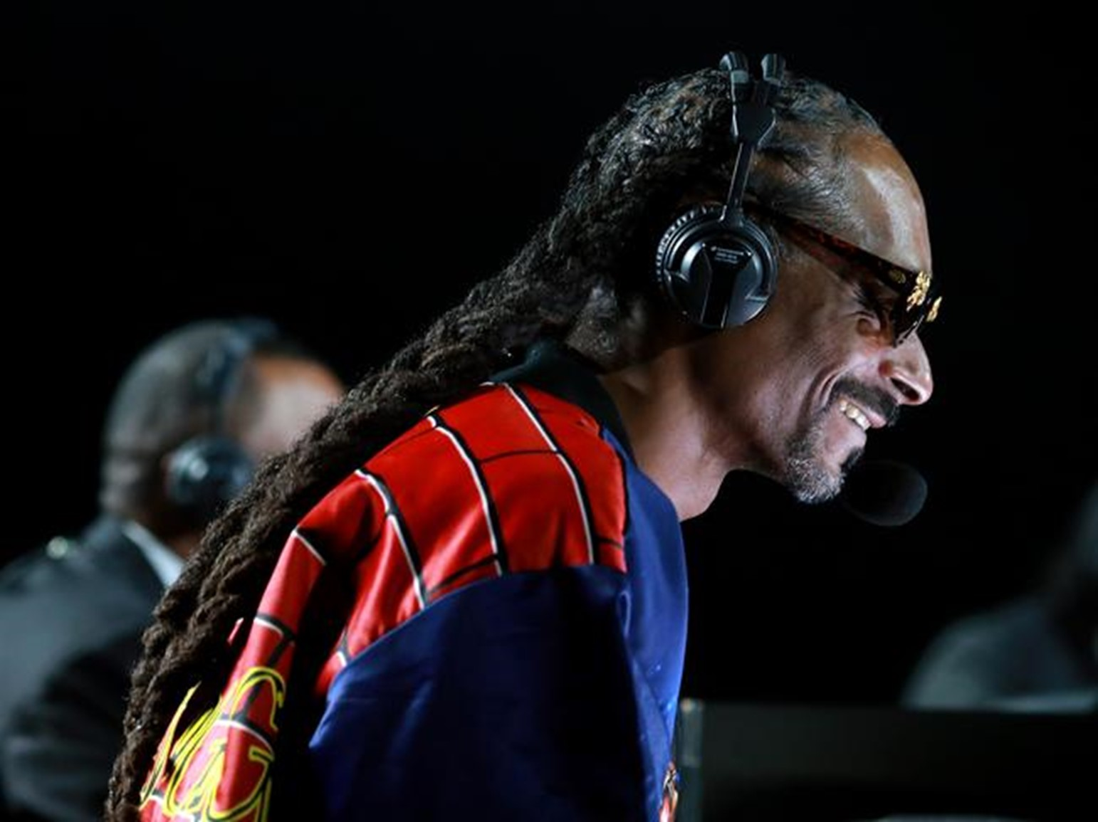 Snoop Dogg Will MC Webcamming for the Blind